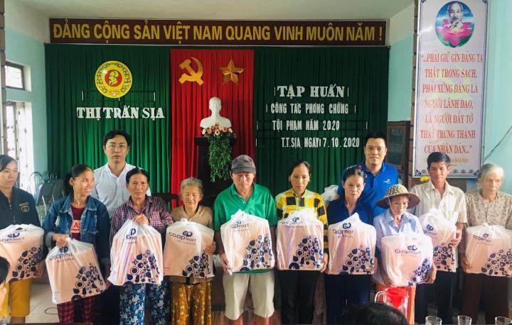 Saigon Co.op giảm giá hàng hóa, nhận đơn hàng Sài Gòn và giao hàng ở Miền Trung - 1