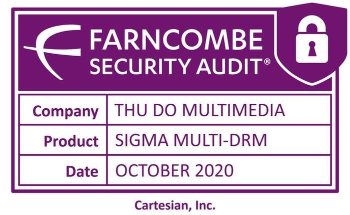 Giải pháp bảo vệ bản quyền nội dung số Sigma Multi-DRM hoàn tất kiểm định - 1