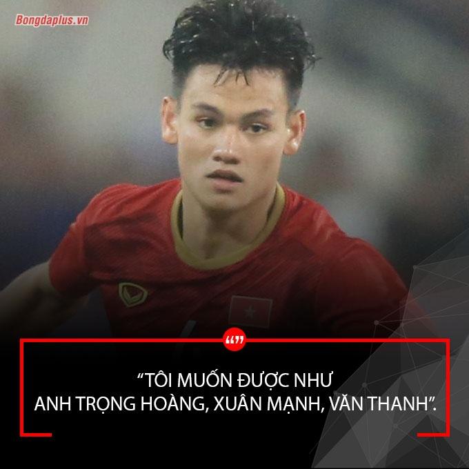 Hồ Tấn Tài: 'Tôi muốn trở thành hậu vệ phải số 1 Việt Nam' - 3