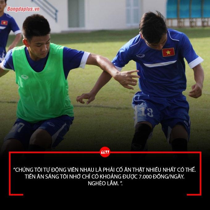 Hồ Tấn Tài: 'Tôi muốn trở thành hậu vệ phải số 1 Việt Nam' - 1