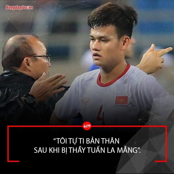 Hồ Tấn Tài: 'Tôi muốn trở thành hậu vệ phải số 1 Việt Nam' - 2
