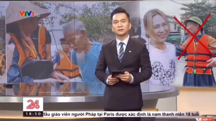 Cắt ghép giả mạo VTV, Huấn 'hoa hồng' có thể bị phạt tới 20 triệu đồng - 1