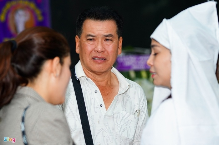 Nghệ sĩ Việt đưa tiễn NSND Lý Huỳnh về nơi an nghỉ - 6