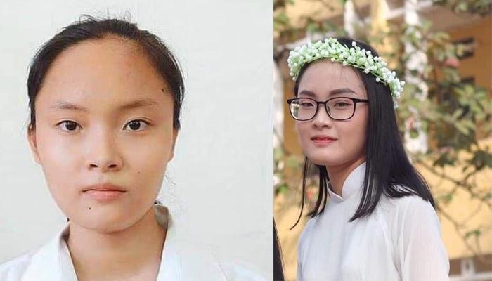 Nữ sinh viên năm nhất Học viện Ngân hàng mất tích khi đi học về - 1