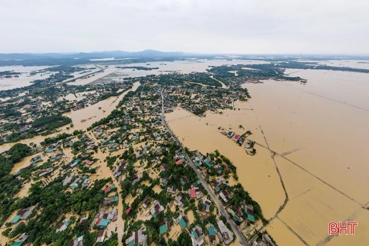 Phó Chủ tịch tỉnh Hà Tĩnh: Xả tràn hồ Kẻ Gỗ là hoàn toàn chủ động, đúng thực tế - 4