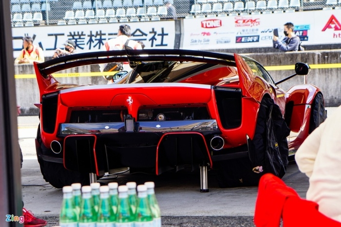Ferrari FXX-K Evo cùng dàn siêu xe hàng hiếm quy tụ tại Nhật Bản - 5