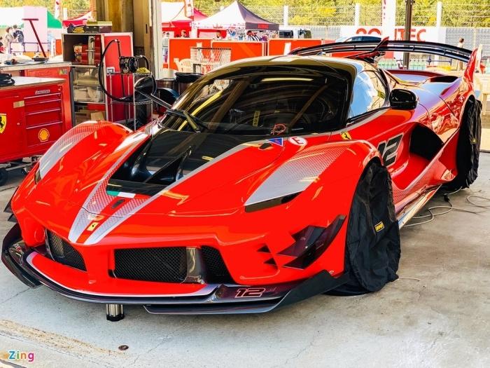 Ferrari FXX-K Evo cùng dàn siêu xe hàng hiếm quy tụ tại Nhật Bản - 6