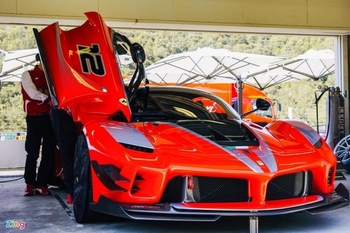 Ferrari FXX-K Evo cùng dàn siêu xe hàng hiếm quy tụ tại Nhật Bản - 8