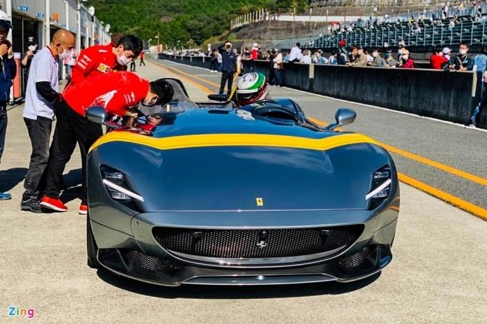 Ferrari FXX-K Evo cùng dàn siêu xe hàng hiếm quy tụ tại Nhật Bản - 9