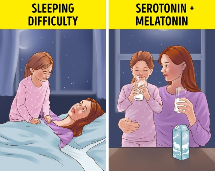 Đồ uống giúp bạn ngủ ngon hơn - 1