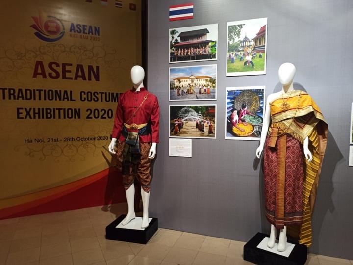 Nét riêng trong trang phục truyền thống 10 nước ASEAN - 3