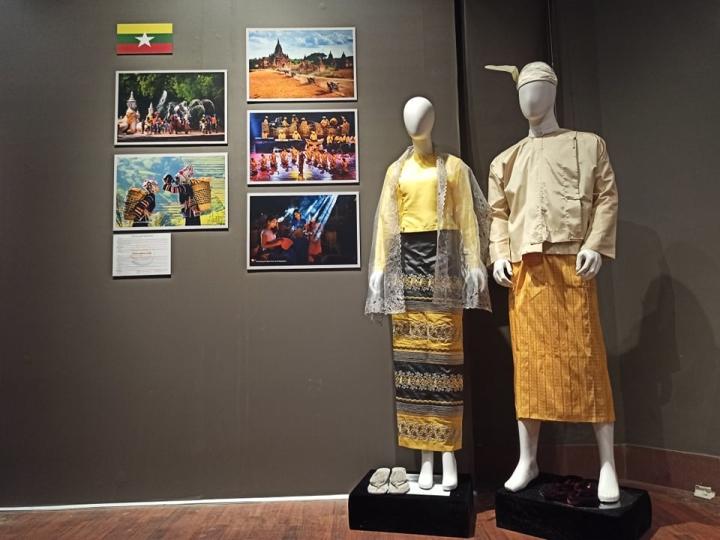 Nét riêng trong trang phục truyền thống 10 nước ASEAN - 6
