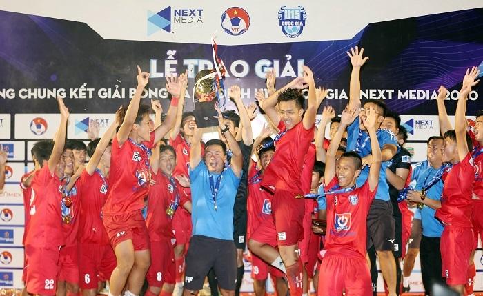 Đàn em Đức Chinh, Thái Quý giúp U15 PVF vô địch U15 Quốc gia - 3