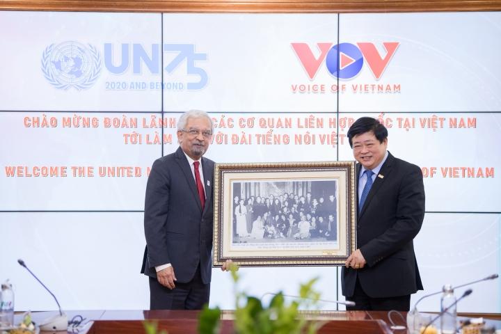 VOV hỗ trợ các cơ quan Liên hợp quốc hoạt động hiệu quả hơn tại Việt Nam - 7