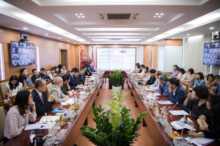 VOV hỗ trợ các cơ quan Liên hợp quốc hoạt động hiệu quả hơn tại Việt Nam - 3