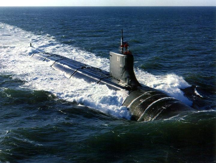 Mỹ lo ngại sức mạnh tàu ngầm hạt nhân Trung Quốc ở Hoa Đông và Biển Đông - 2