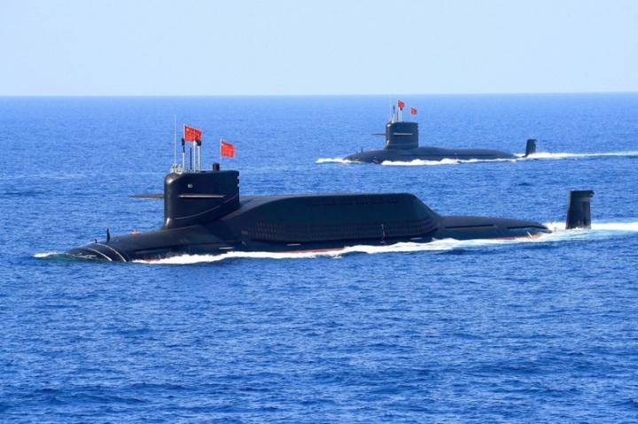 Mỹ lo ngại sức mạnh tàu ngầm hạt nhân Trung Quốc ở Hoa Đông và Biển Đông - 3