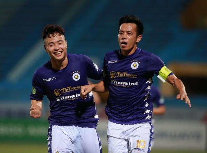 Văn Quyết: 'Quang Hải là nhân tố đặc biệt của Hà Nội FC'  - 1