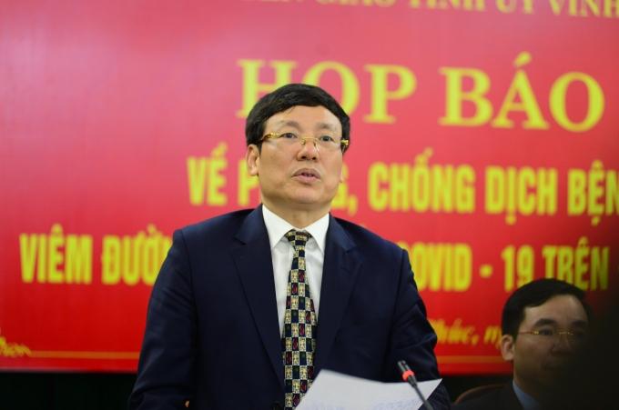 Ông Lê Duy Thành được bầu làm Chủ tịch tỉnh Vĩnh Phúc với số phiếu tuyệt đối - 1