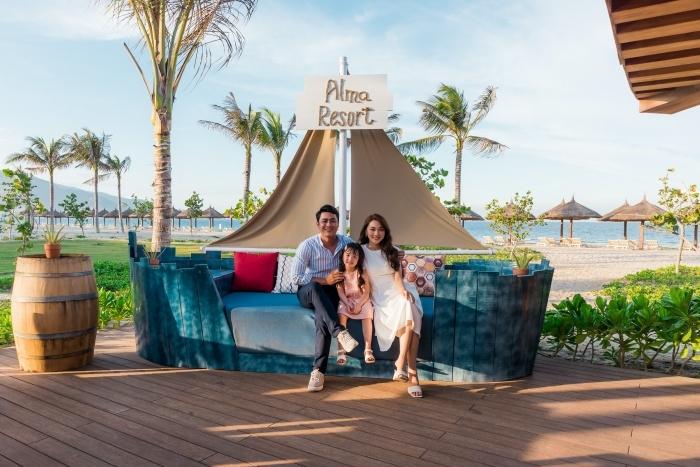 1001 hoạt động giải trí dành cho gia đình với ALMA timeshare