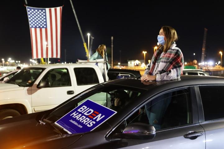Trực tiếp Bầu cử Tổng thống Mỹ 2020: Trump giành 204 phiếu, Biden có 227 phiếu - 2
