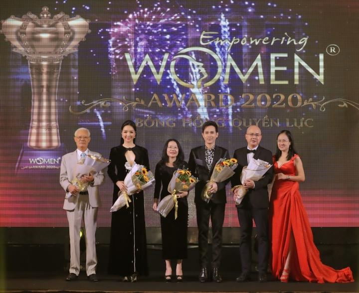 Lễ vinh danh Bông hồng Quyền lực 2020: Lan toả nhiều giá trị nhân văn - 1