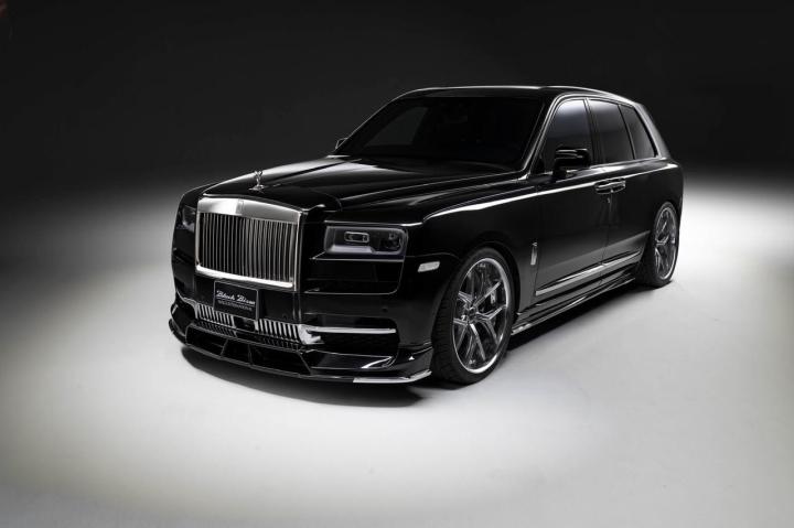 Rolls-Royce Cullinan đẳng cấp với bộ bodykit trứ danh Black Bison  - 1