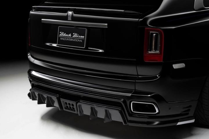 Rolls-Royce Cullinan đẳng cấp với bộ bodykit trứ danh Black Bison  - 4
