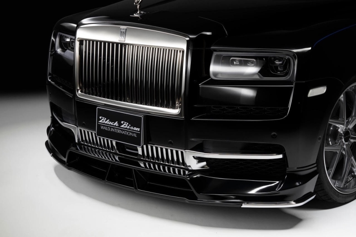 Rolls-Royce Cullinan đẳng cấp với bộ bodykit trứ danh Black Bison  - 2