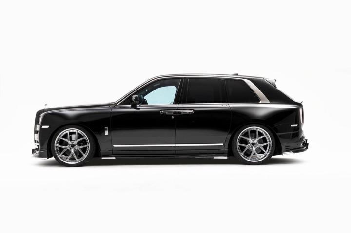 Rolls-Royce Cullinan đẳng cấp với bộ bodykit trứ danh Black Bison  - 8