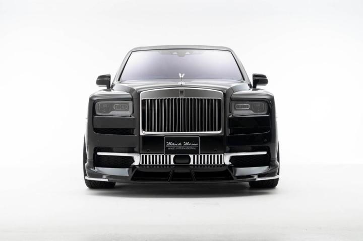 Rolls-Royce Cullinan đẳng cấp với bộ bodykit trứ danh Black Bison  - 6