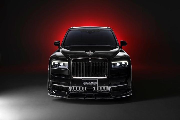 Rolls-Royce Cullinan đẳng cấp với bộ bodykit trứ danh Black Bison  - 7