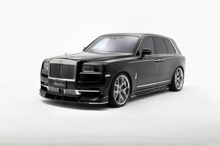 Rolls-Royce Cullinan đẳng cấp với bộ bodykit trứ danh Black Bison  - 3