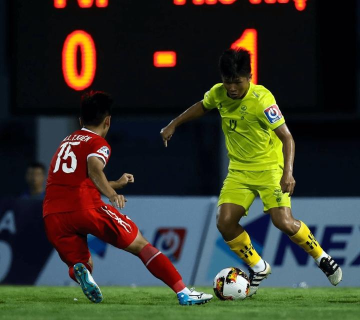 Dương Hồng Sơn đưa Phú Thọ lên chơi Hạng Nhất 2021 - 1