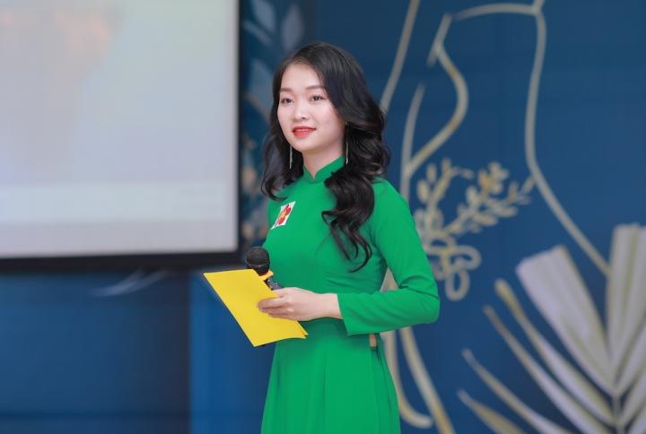 Mãn nhãn tiết mục múa bóng, kêu gọi bảo vệ thiên nhiên của cô giáo Hà Nội - 2
