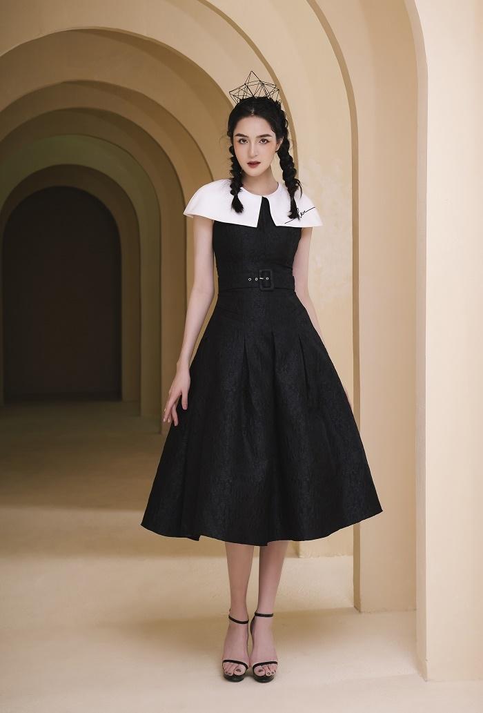 Á hậu Hoàng Anh gợi ý mặc đẹp cả tuần cho giới doanh nhân và văn phòng - 3