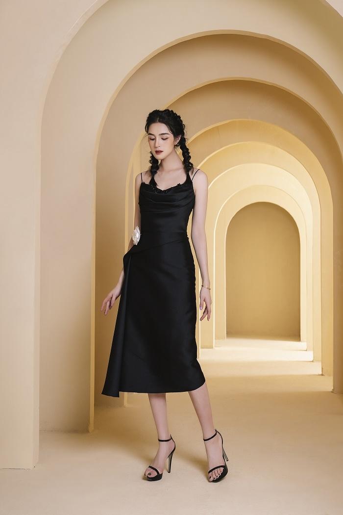 Á hậu Hoàng Anh gợi ý mặc đẹp cả tuần cho giới doanh nhân và văn phòng - 2