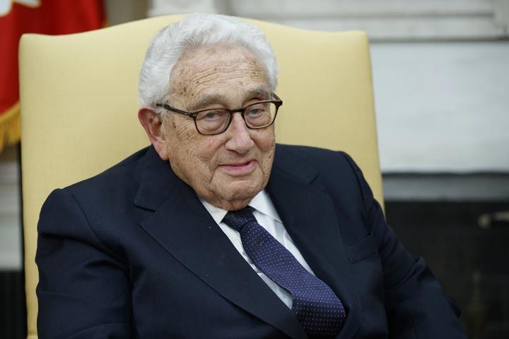 Henry Kissinger cảnh báo nguy cơ xung đột quân sự Mỹ-Trung - 1