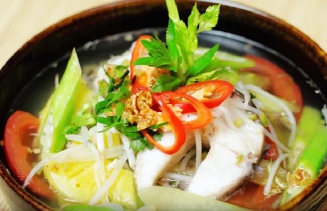 Món ngon mỗi ngày: Cách nấu canh chua cá lóc  - 1