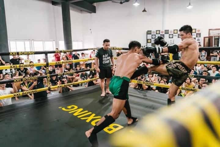 Sự kiện võ thuật Bài Danh Chiến trở lại - tin thể thao tuần qua