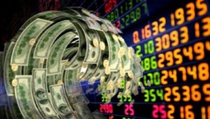 VN-Index giảm mạnh hơn 20 điểm, hàng loạt cổ phiếu 'nằm sàn' - 1
