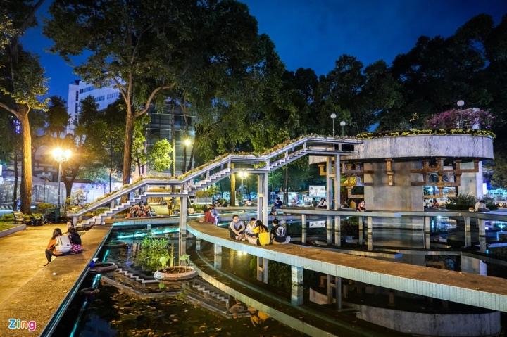 Hồ Con Rùa sẽ thành phố đi bộ chất lượng cao - 1