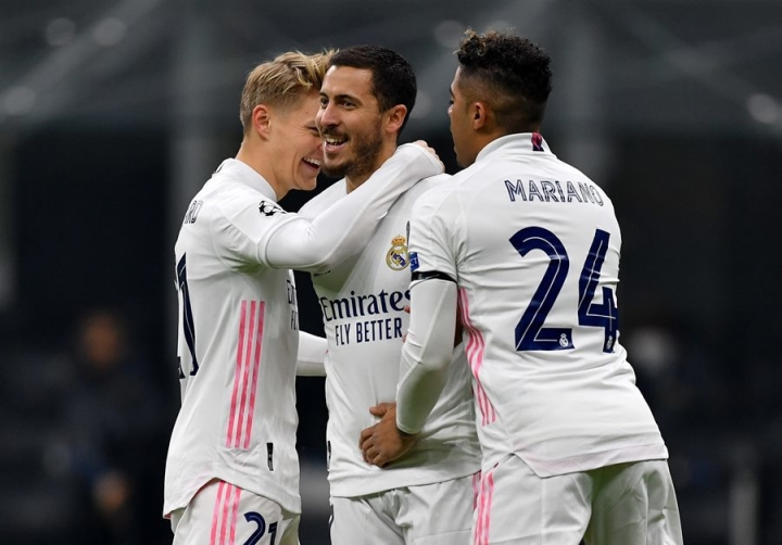 Kết quả Champions League: Real Madrid hạ Inter, Liverpool thua sốc - 2