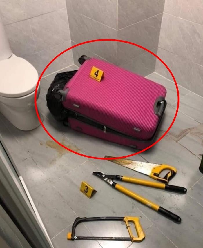 Phát hiện thi thể nữ giới không nguyên vẹn trong vali ở TP.HCM - 1