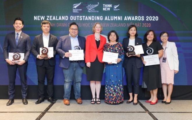 New Zealand vinh danh cựu du học sinh Việt Nam nổi bật năm 2020 - 1