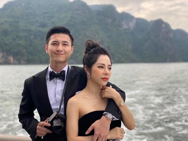 MC VTV hơn 6 tuổi công khai tình cảm với diễn viên Huỳnh Anh - 3