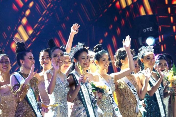 Hy hữu: Chung kết Hoa khôi Du lịch Việt Nam 2020 không tìm được hoa khôi - 1