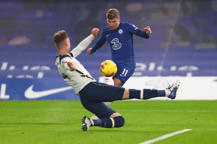 Kết quả Ngoại hạng Anh: Chelsea hòa Tottenham, lỡ cơ hội chiếm ngôi đầu bảng - 1