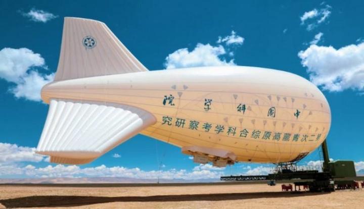 Chuyên gia Nhật: Trung Quốc dùng khinh khí cầu giám sát Biển Đông - 2
