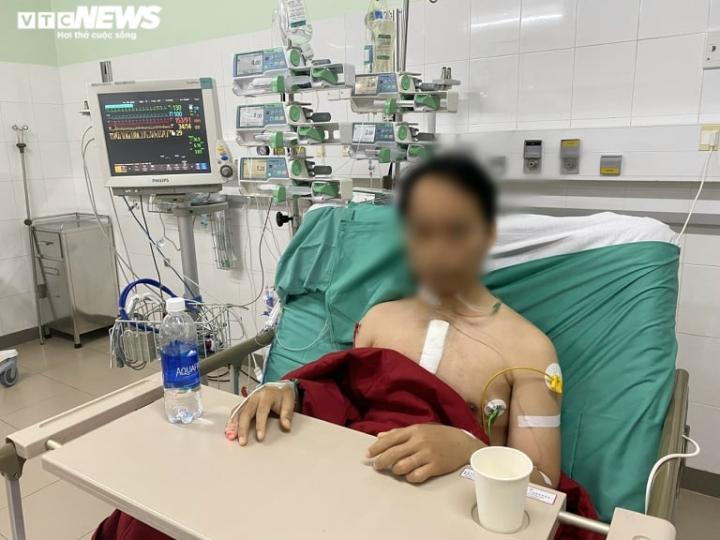 Hành trình đặc biệt mang trái tim vượt nghìn kilomet cứu người đàn ông ở Huế - 2